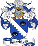 Guardiola Coat of Arms, Family Crest