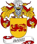 Maris Coat of Arms, Family Crest