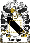 Zuniga Coat of Arms, Family Crest