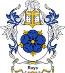 Ruysch Coat of Arms, Family Crest