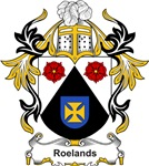 Roelands Coat of Arms, Family Crest