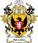 Van Laren Coat of Arms