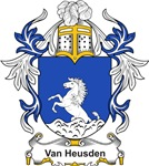 Van Heusden Coat of Arms