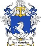Van Heusden Coat of Arms