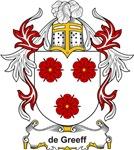 de Greeff Coat of Arms