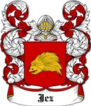 Jez Coat of Arms, Family Crest
