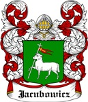 Jacubowicz Coat of Arms, Family Crest