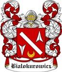 Bialokurowicz Coat of Arms, Family Crest