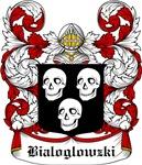 Bialoglowzki Coat of Arms, Family Crest