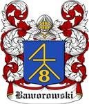 Baworowski Coat of Arms, Family Crest
