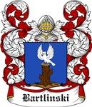 Bartlinski Coat of Arms, Family Crest