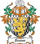 Trevor Coat of Arms, Family Crest