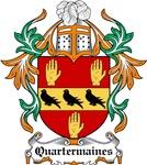 Quartermaines Coat of Arms, Family Crest