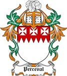 Perceval Coat of Arms, Family Crest