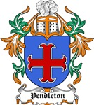 Pendleton Coat of Arms, Family Crest
