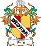 Peery Coat of Arms, Family Crest