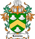 Levens Coat of Arms, Family Crest