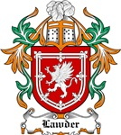 Lawder Coat of Arms, Family Crest