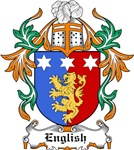 English Coat of Arms, Family Crest