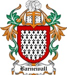 Barnewall Coat of Arms, Family Crest