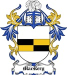 MacRery Coat of Arms, Family Crest
