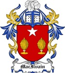 MacIlvain Coat of Arms, Family Crest