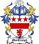 MacCraigh Coat of Arms, Family Crest