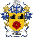 Cullen Coat of Arms, Family Crest