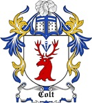 Colt Coat of Arms, Family Crest