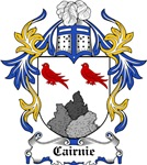 Cairnie Coat of Arms, Family Crest