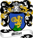 Miller Coat of Arms, Family Crest