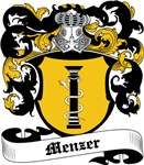 Menzer Coat of Arms, Family Crest