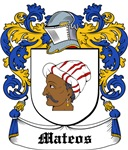 Mateos Coat of Arms, Family Crest