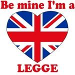 Legge, Valentine's Day