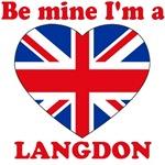 Langdon, Valentine's Day