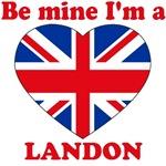 Landon, Valentine's Day