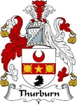 Thurburn Family Crest