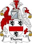 Thorne Family Crest