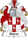 Storer Family Crest