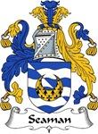 Seaman Family Crest