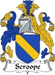 Scroope Family Crest