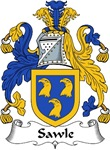 Sawle Family Crest