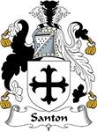 Santon Family Crest