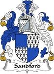 Sandford Family Crest