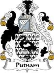 Putnam Family Crest