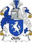 Oliffe Family Crest