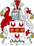 Oakeley Family Crest
