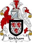 Kirkham Family Crest