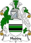 Huddy Family Crest