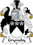 Grymsby Family Crest